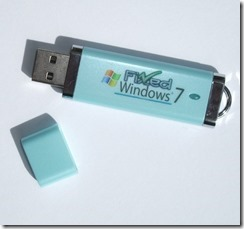 Win7 USB Installer Stick