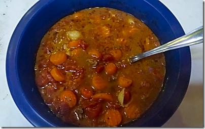 Hodgepodge Beef Soup