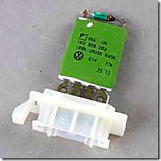 Blower Speed Control Module