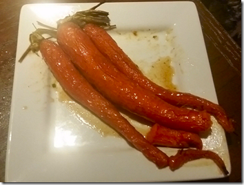 Longhorn Roasted Carrots