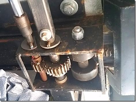 Rig Slide Repair