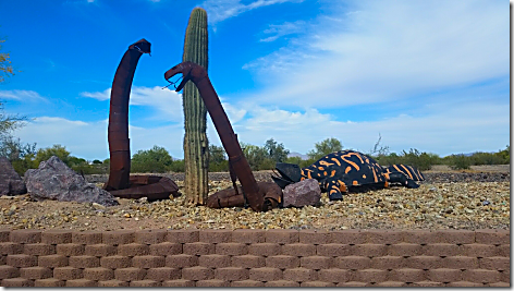 Holt's Shell Gila Monster