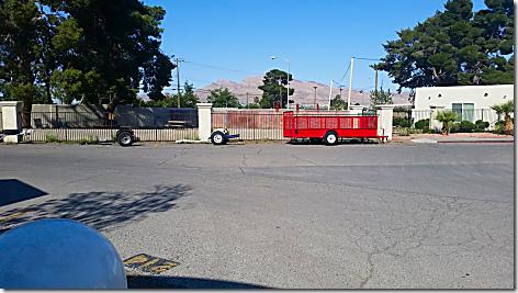 Las Vegas TT Site 214 Parking