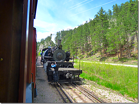 1880 Train Keystone Runaround
