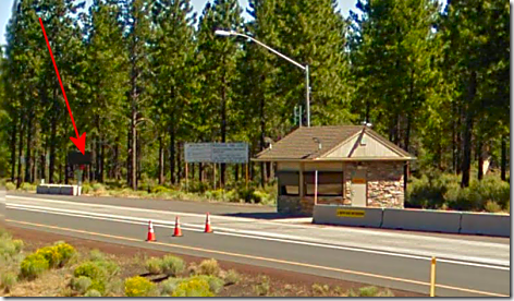 Bend Weigh Station