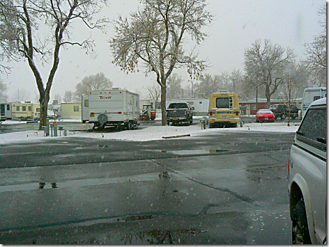 Billings Snow 2008-0327