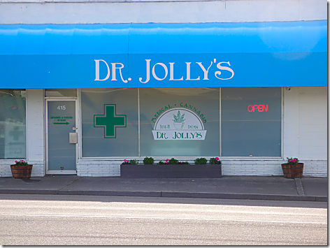 Dr Jolly's Mary Jane
