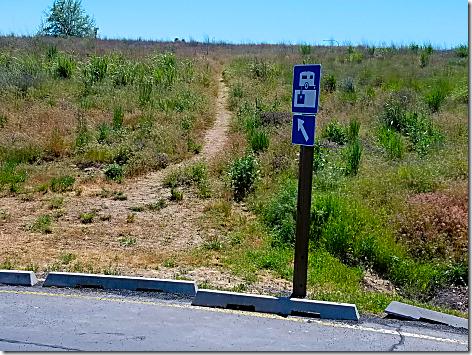 Dump Station Pathway