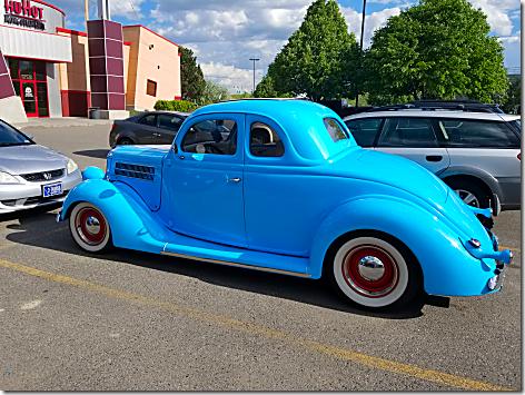 HuHot 1937 Ford 1