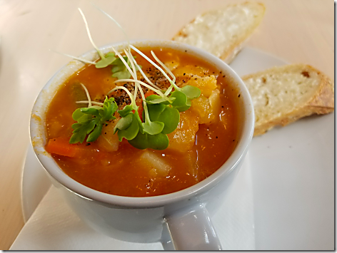 Sparrow Bakery Minestrone