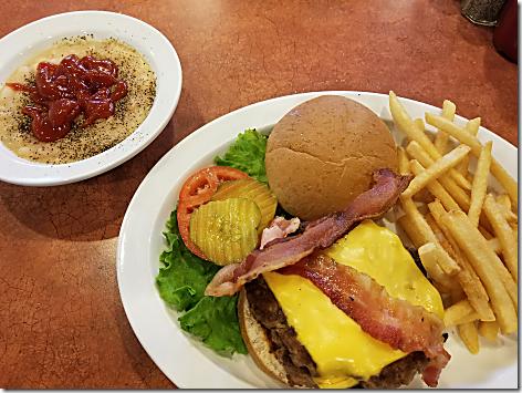 Millstone Burger