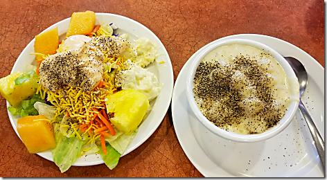 Millstone Soup & Salad