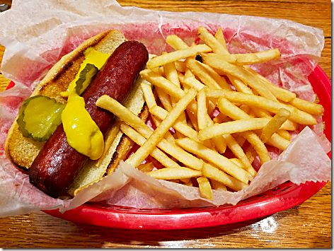 Wall Drug's Buffalo Dog