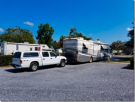 Capitol City RV Site
