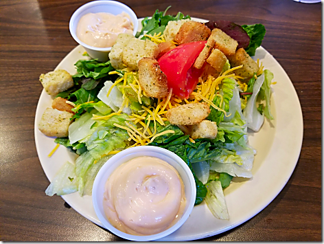 Catfish Cabin Salad
