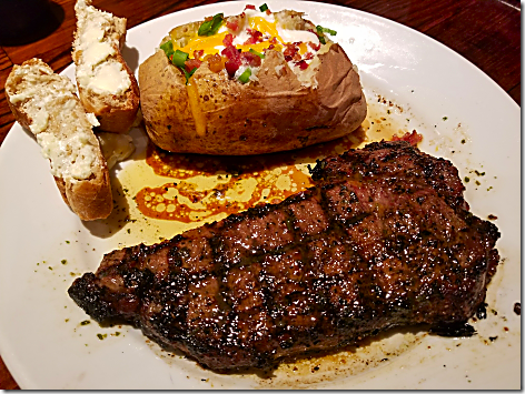 Longhorn New York Strip