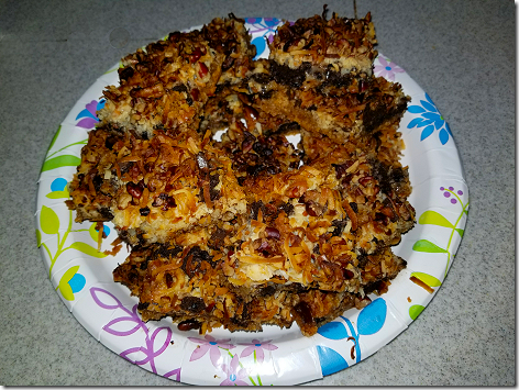 Magic Cookie Bars 4
