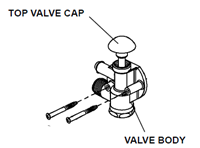 Sealand Toilet Valve Drawing