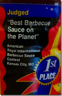 Big Bob Gibson's BBQ Red Sauce
