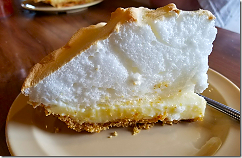 Big Bob Gibson's Lemon Pie