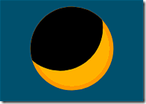 Eclipse In Houston