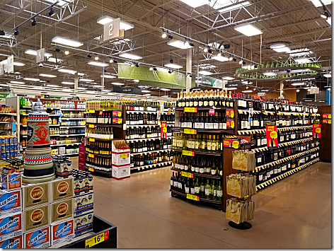 Krogers Wine Lane