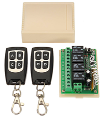 Remote Control for Slide and AC 2