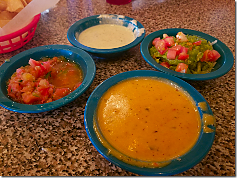 Chuy's Sauces