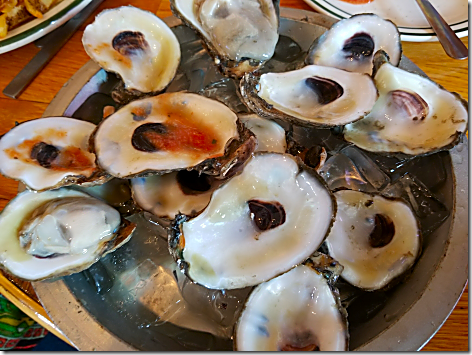 Floyd's Oysters