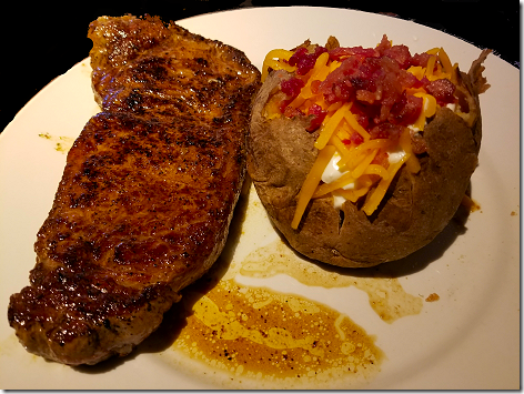 Longhorn New York Strip Katy