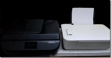 New Printer Comparison