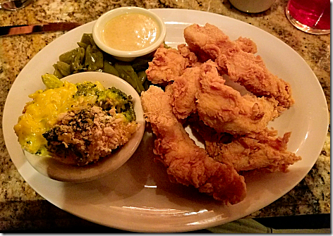 Cheddar's Chicken Tenders 2