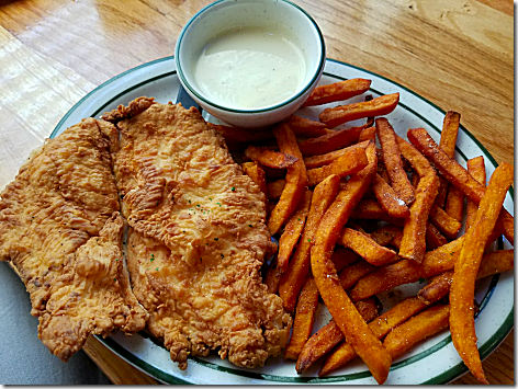 Floyd's Chicken Fried Chicken