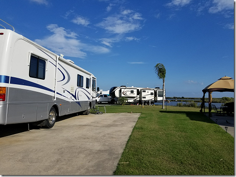 Galveston Bay Site 80