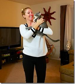 Piper's New Kat