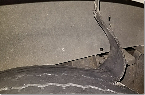 Tire Flap