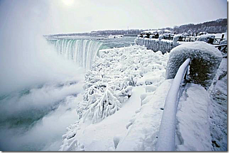 Canada Deep Freeze