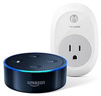 Echo Dot and TP-Link Switch