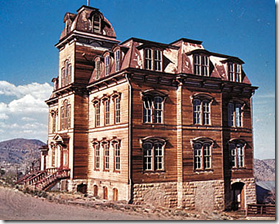 Virginia City School House