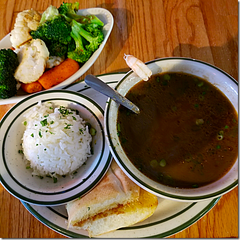 Floyd's Gumbo and Veggies