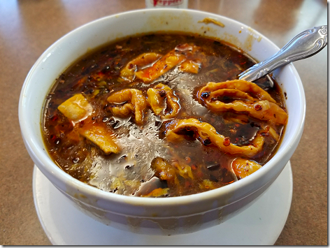 King Food Large Hot & Sour Soup