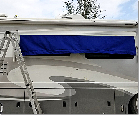 Large Awning Install 2