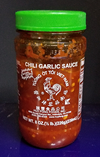 Pho 20 Spicy Ghili Gralic Sauce Bottle