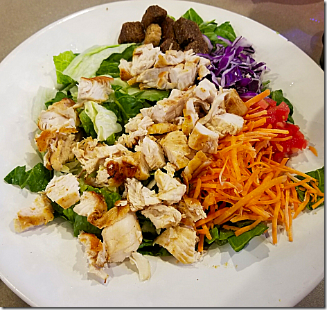 Plucker's Chicken Salad