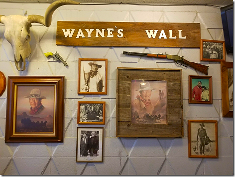 Rooster's Baytown Wayne's Wall