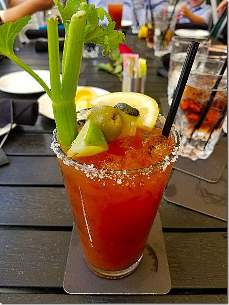 Anthonies Bloody Mary