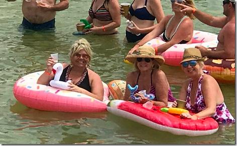 Brandi and Chantelle at Punta Cana