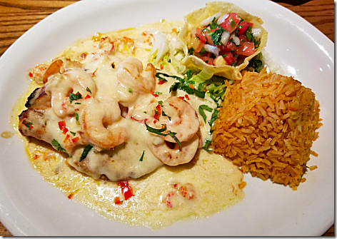 Jimmy Changas Pollo Mariscos
