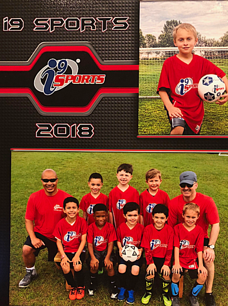 Landon Soccer 2018