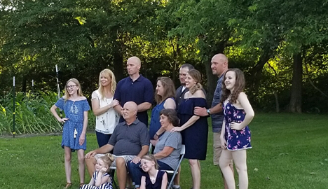 Family Photo Debbie